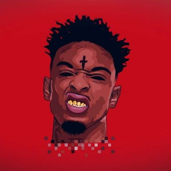 "21 Savage Type Beat ""Issa Knife"" By Nasty B"