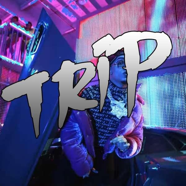 Lil Pump Ft. Smokepurpp, Juice Wrld Type Beat - TRIP