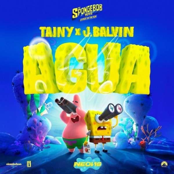 Agua - Tainy & JBalvin Intrumental